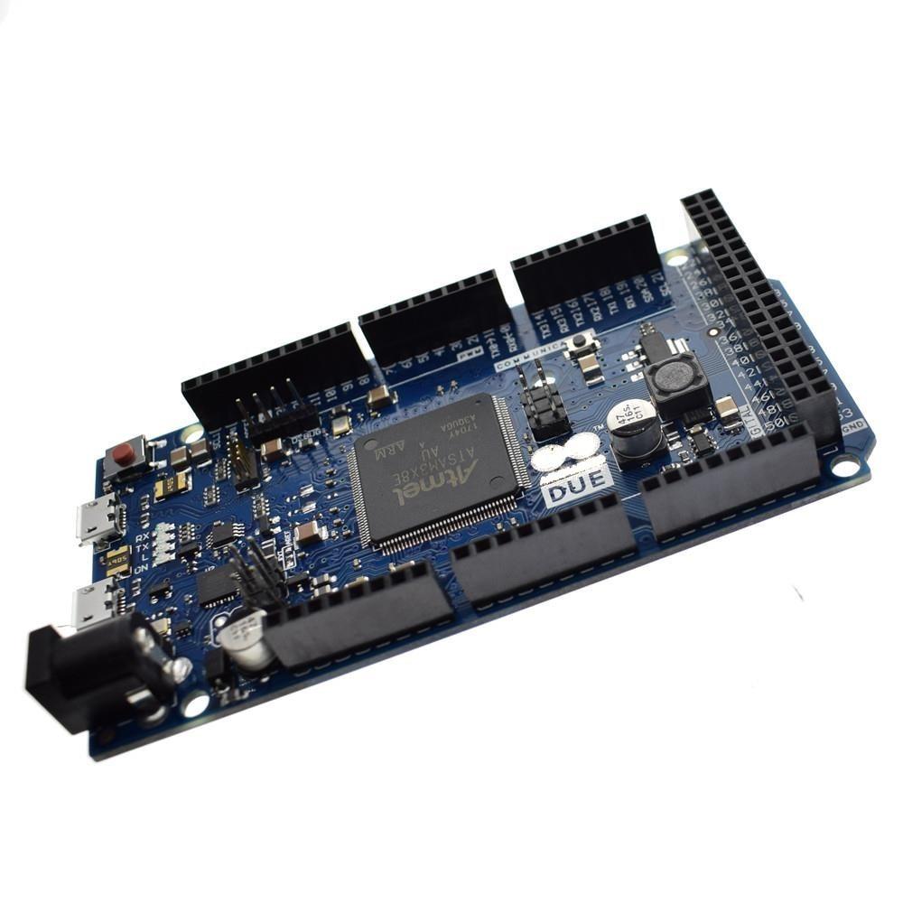 Arduino Due Micro controller Development Board AT91SAM3X8E 32bit CortexM3 ARM