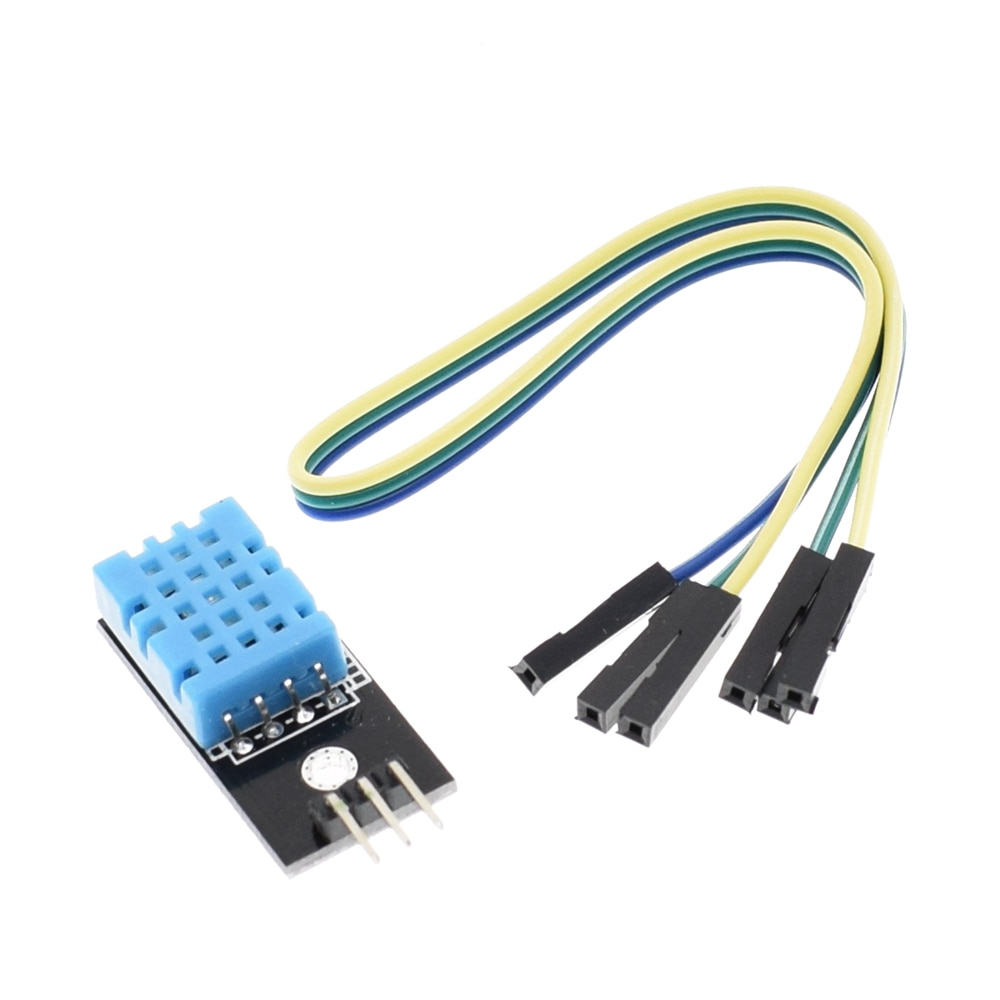 Temperature And Relative Humidity Sensor Module For Arduino