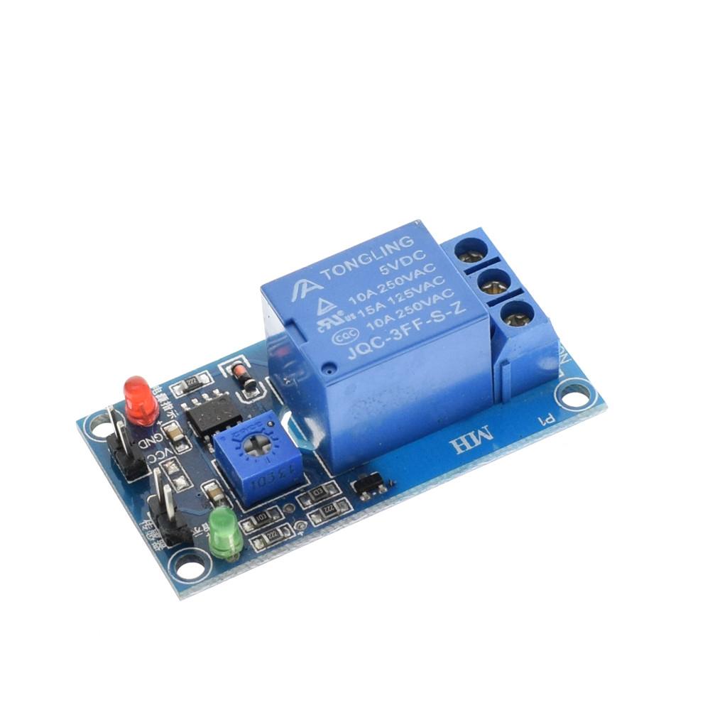 Rain Water Sensor Module + DC 5V 12V Relay