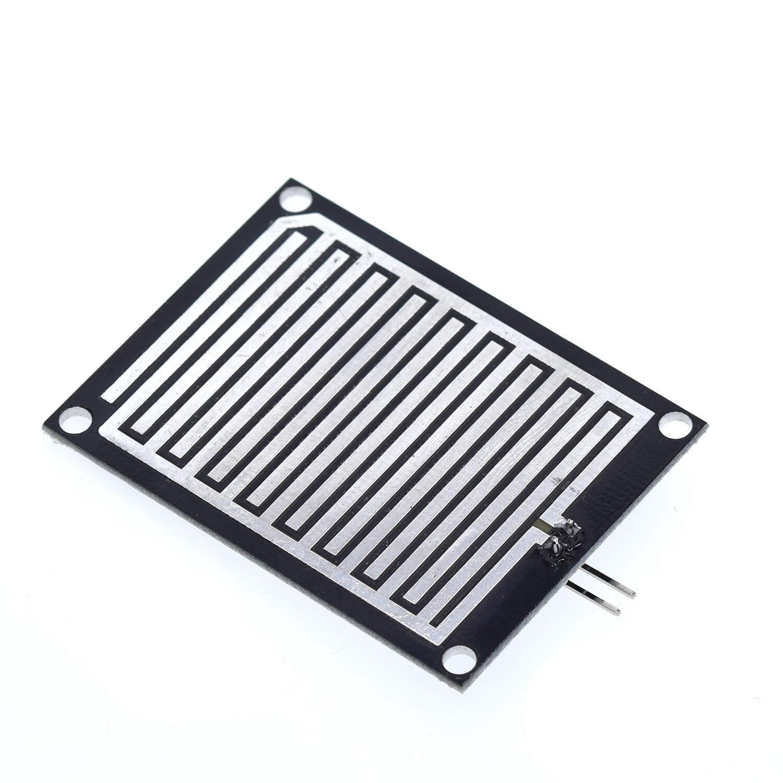 Snow/Raindrops Detection Sensor Module Rain Weather Module Humidity For Arduino