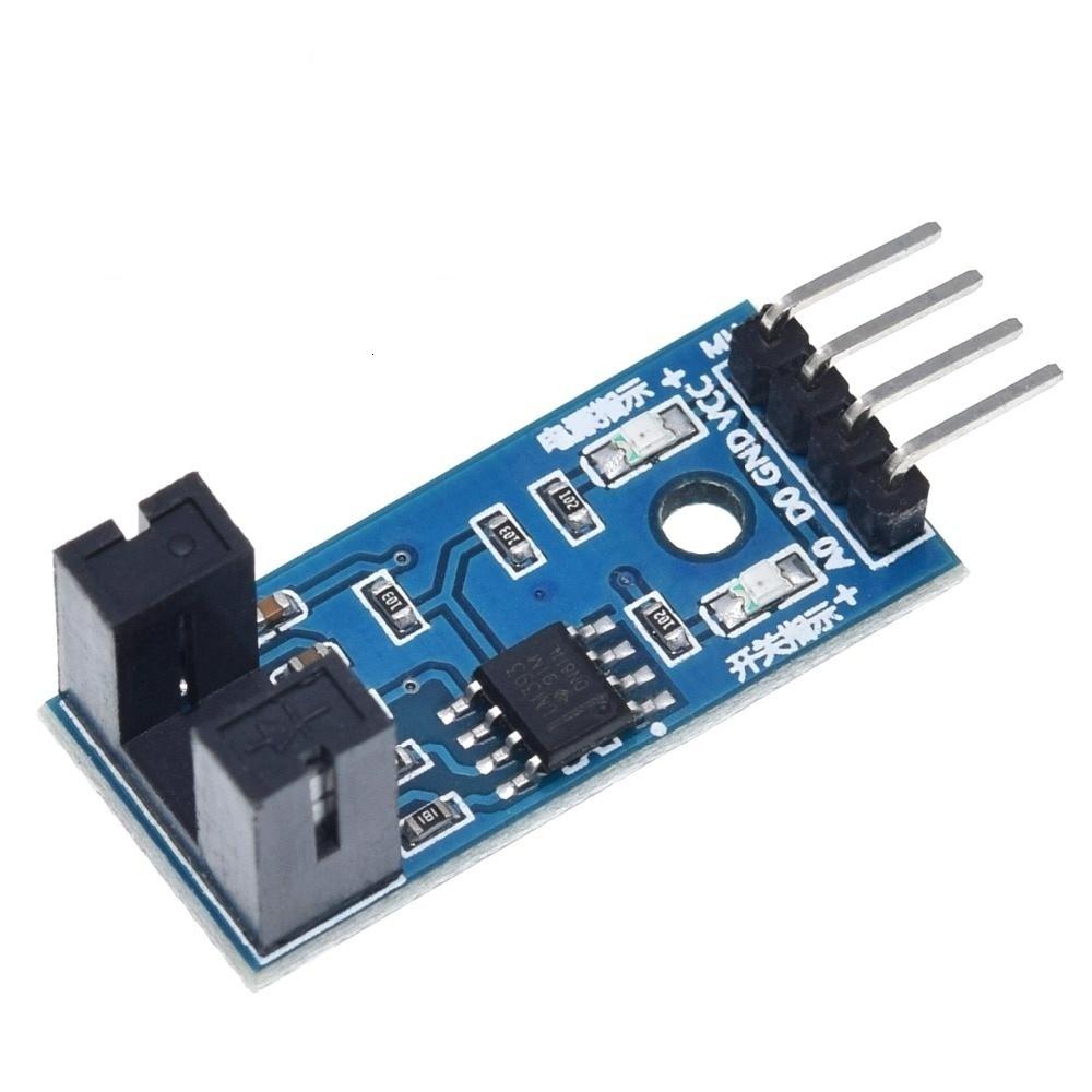 F249 4 PIN Infrared Speed Sensor Module For Arduino