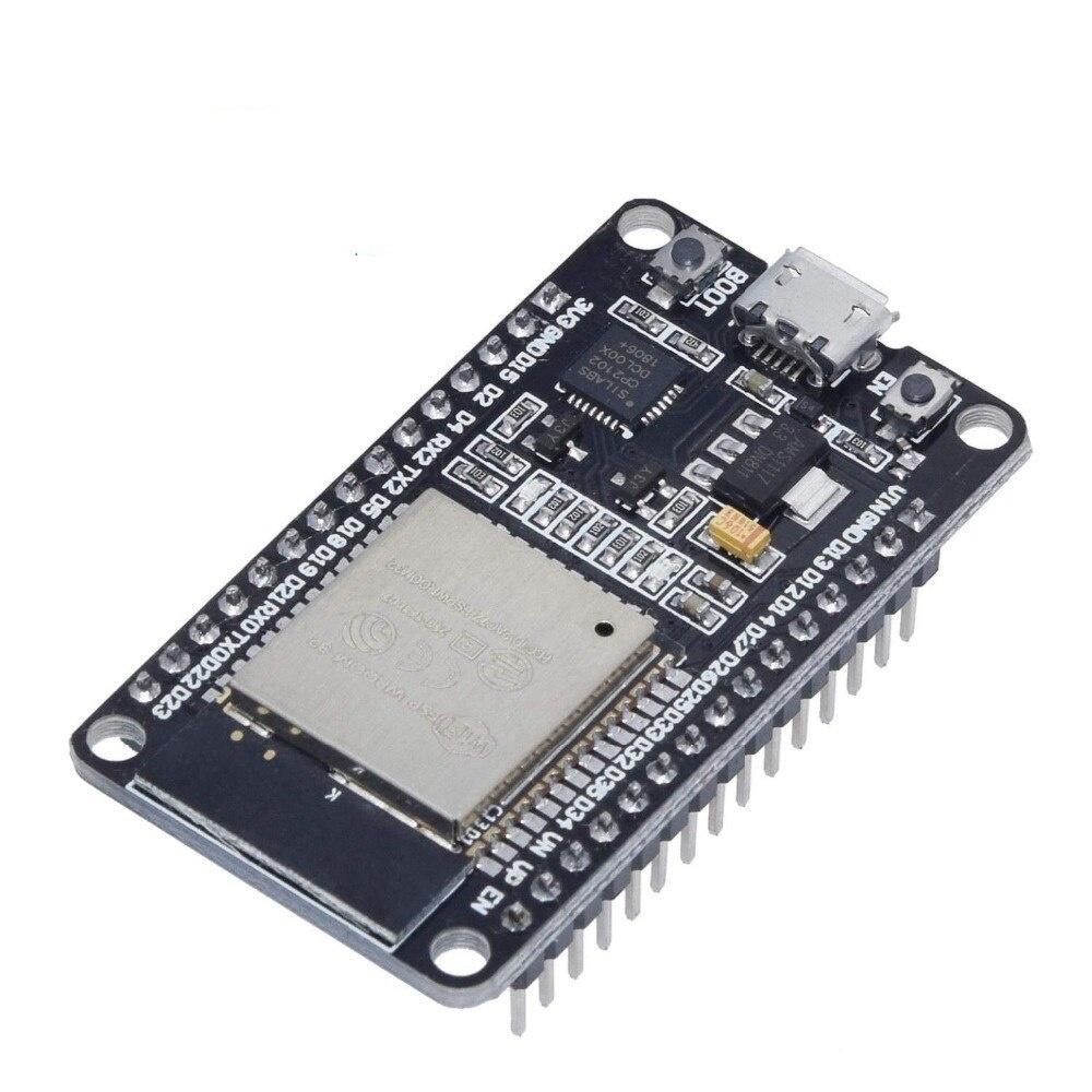 ESP-32S ESP-WROOM-32 ESP32 ESP-32 Bluetooth and WIFI Dual Core CPU with Low Power Consumption MCU ESP-32 for arduino