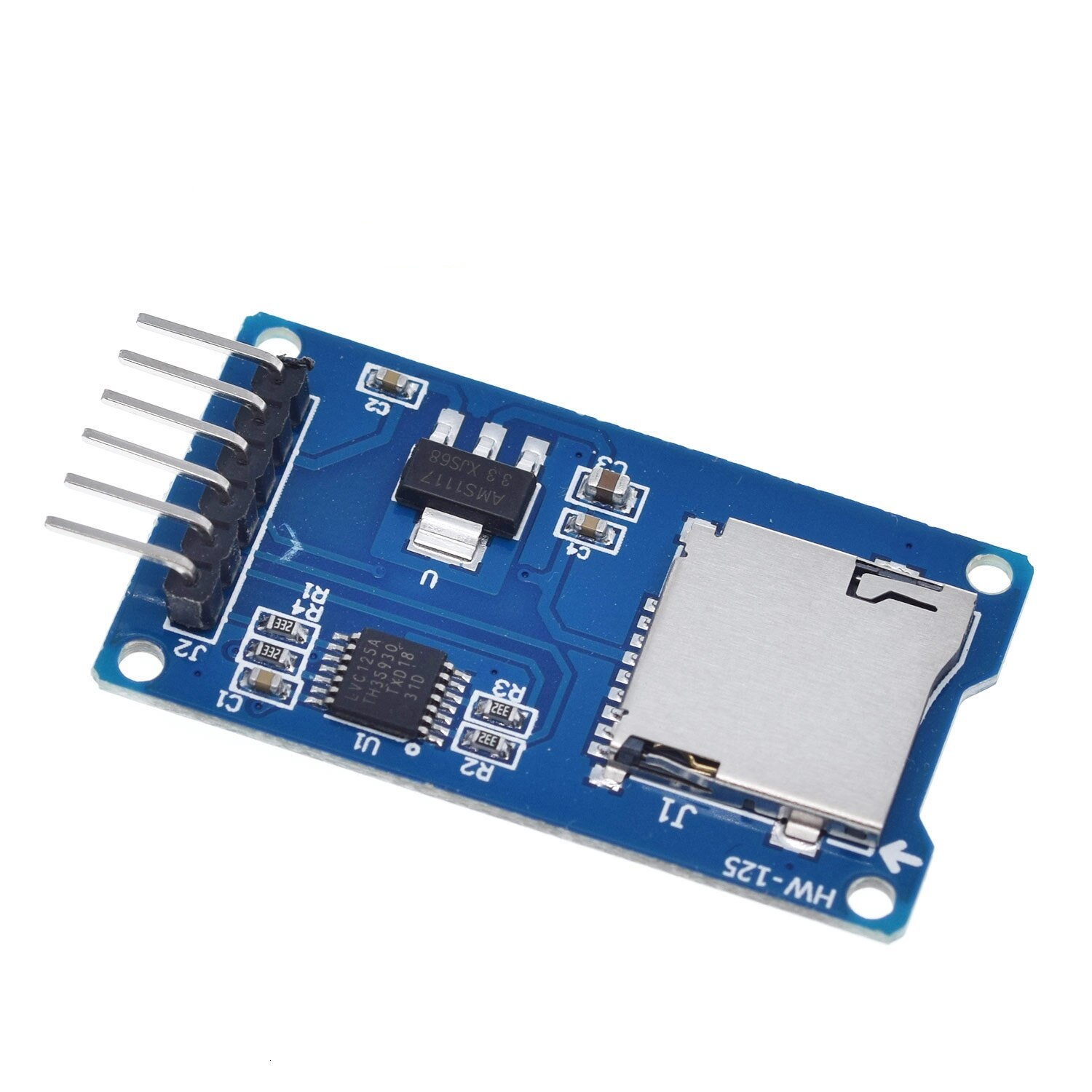 Micro SD Storage Expansion Board Micro SD TF Card Memory Shield Module SPI For Arduino Promotion