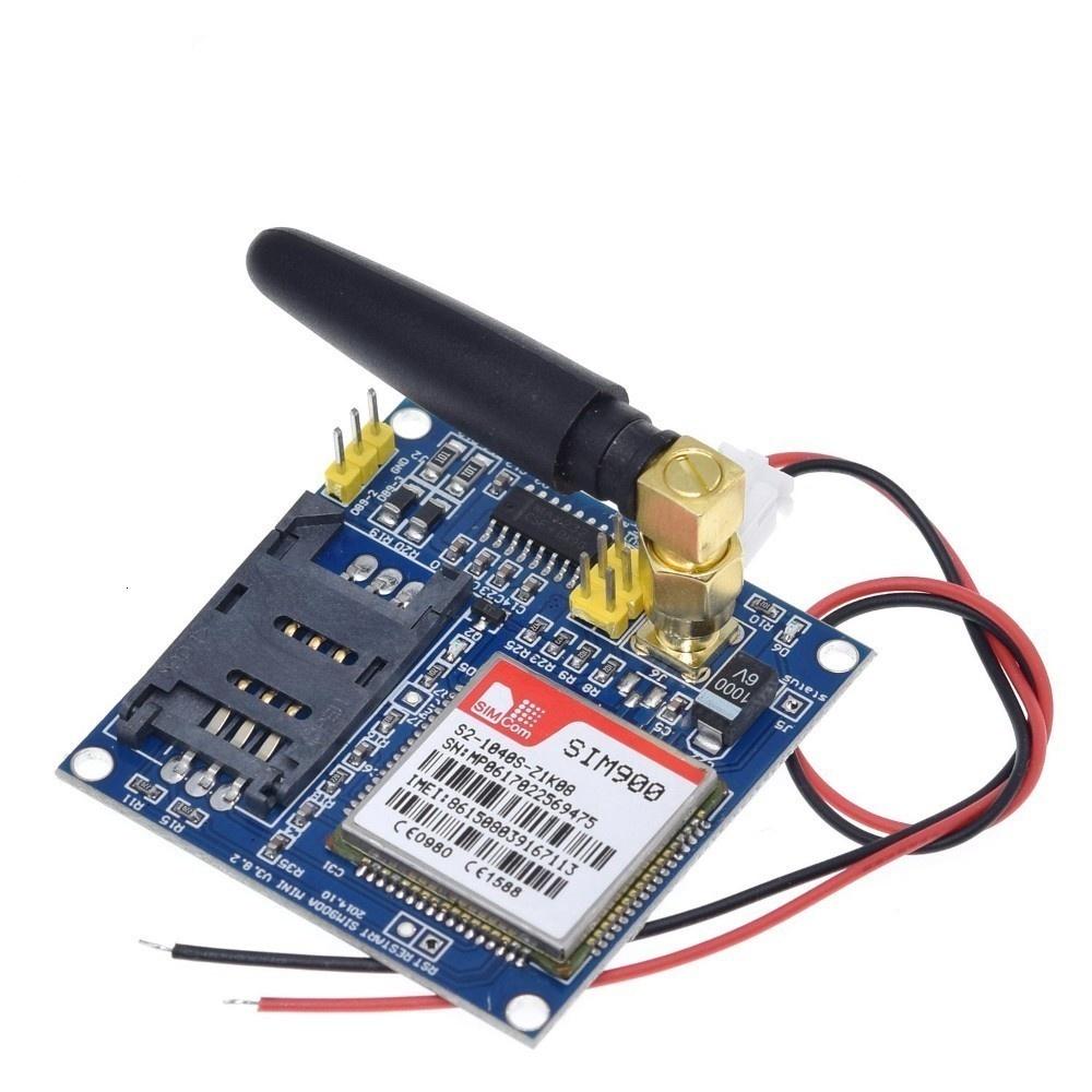 Sim900 Mini V4.0 Wireless Data Transmission Module Gsm Gprs Board Kit W/antenna C83