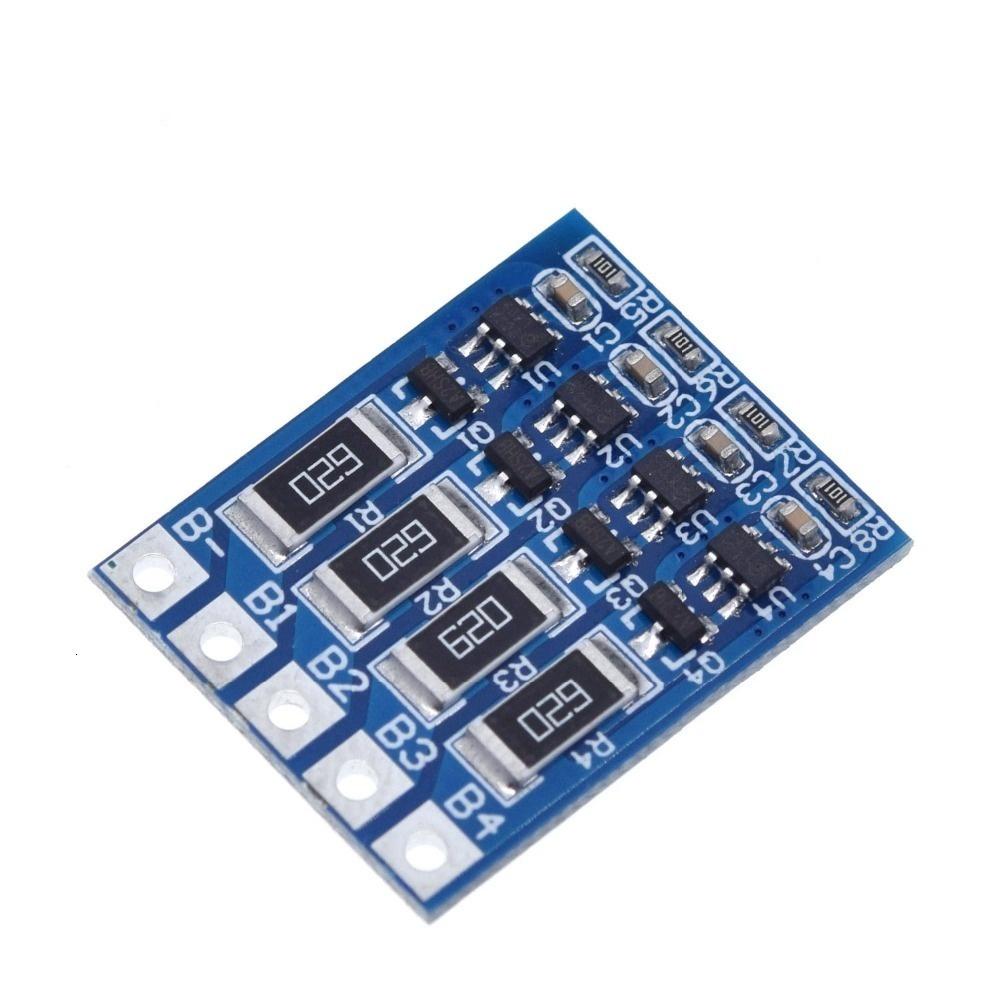 4S 4.2v li-ion balancer board li-ion balncing full charge battery balance board
