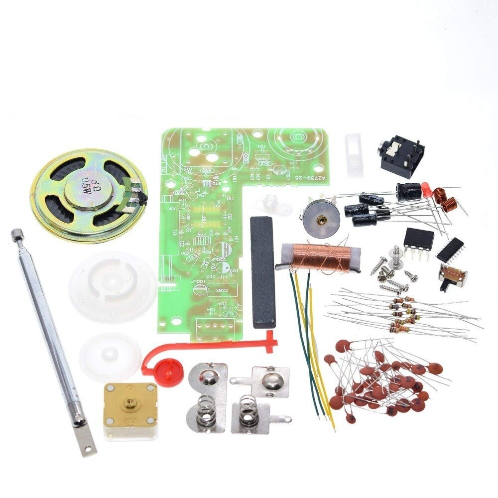1set AM / FM stereo AM radio kit / DIY CF210SP electronic production suite For Arduino