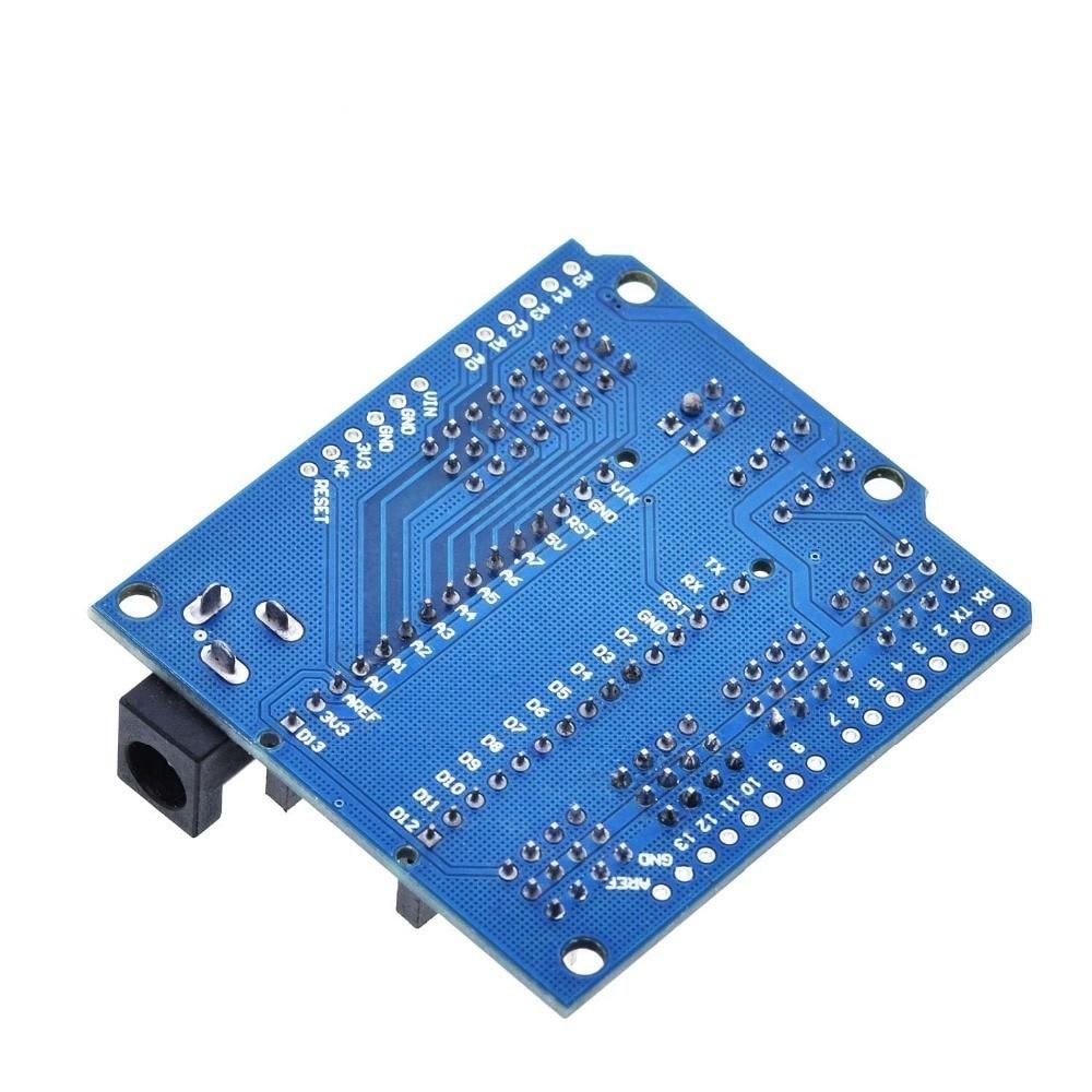 UNO Shield / Nano Shield for NANO 3.0 and UNO R3 Expansion board