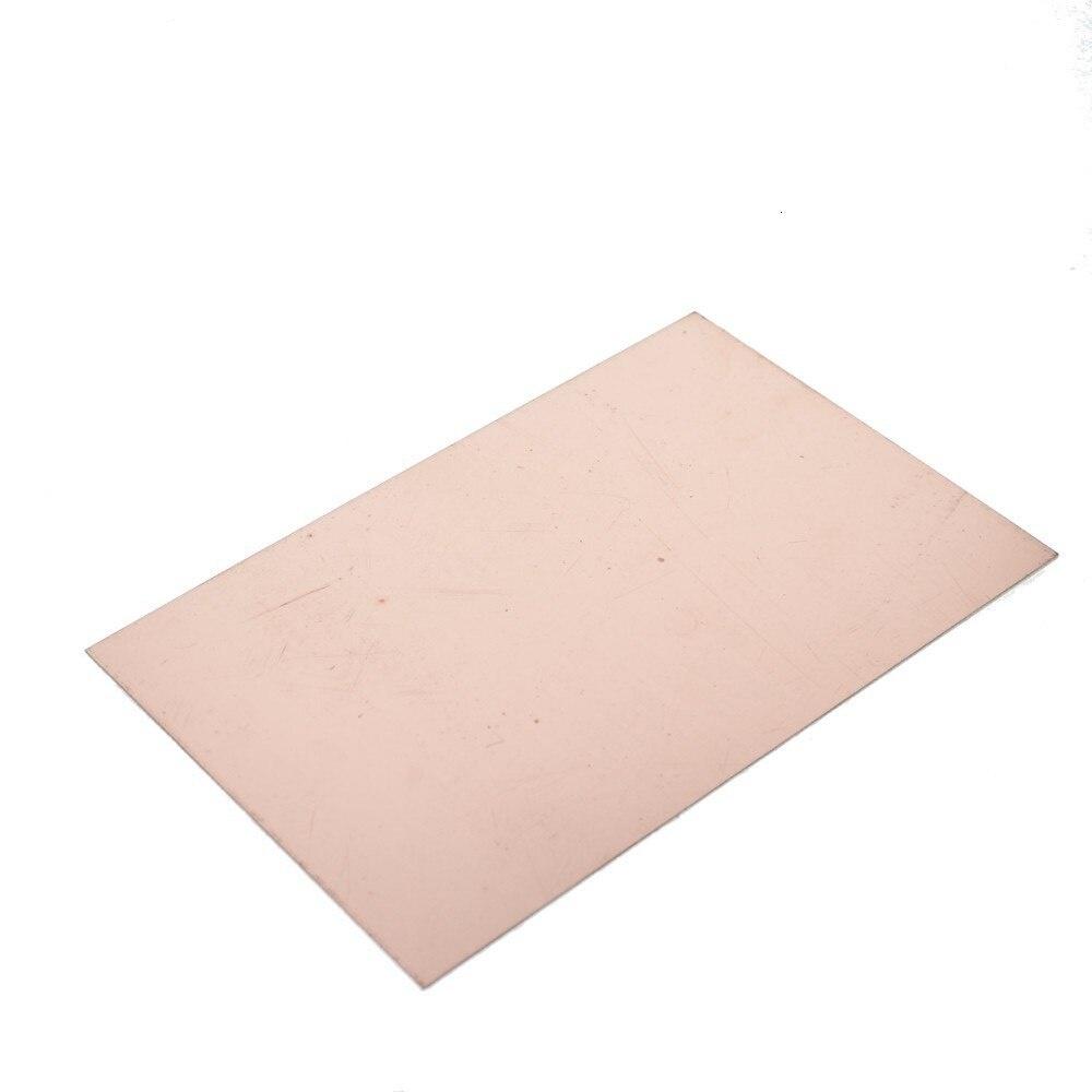 Fr4 Pcb Single Side Copper Clad Plate Diy Pcb Kit Laminate Circuit Board 10x15cm