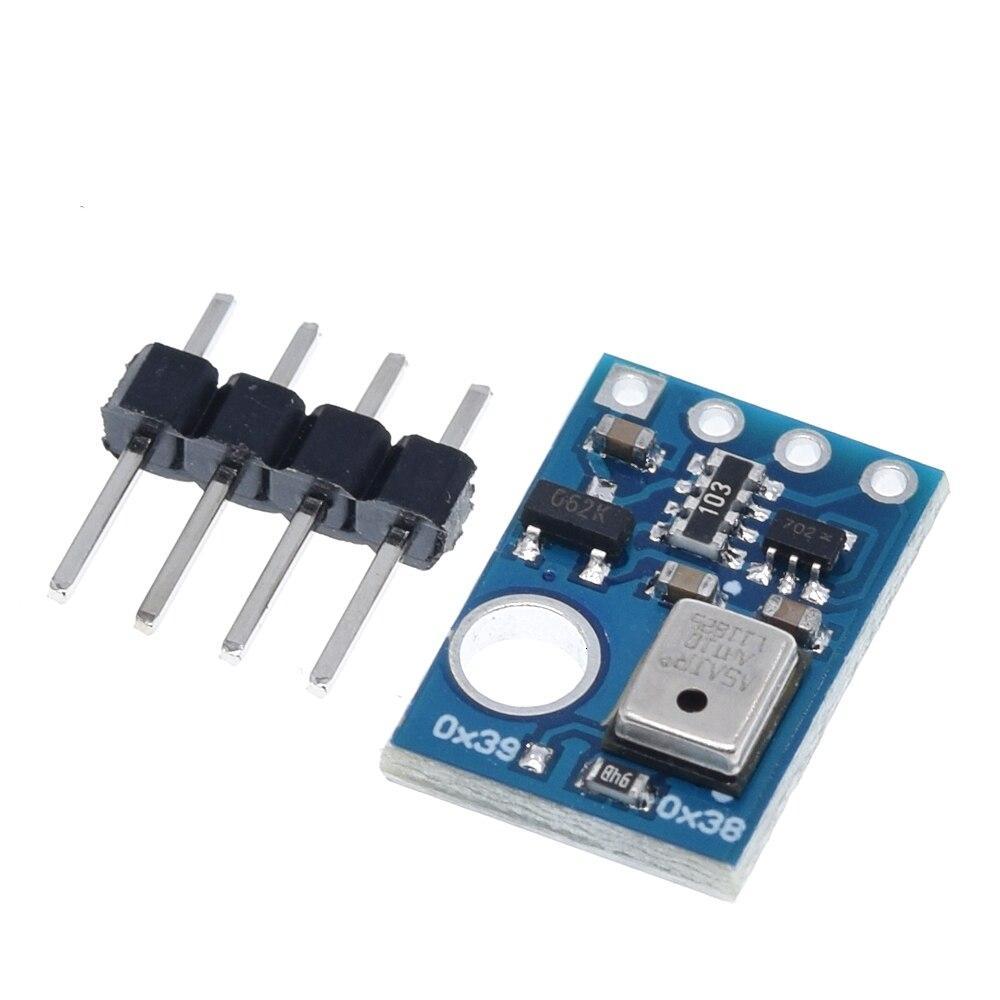 AHT10 High Precision Digital Temperature and Humidity Sensor Measurement Module I2C Communication Replace DHT11 SHT20 AM2302