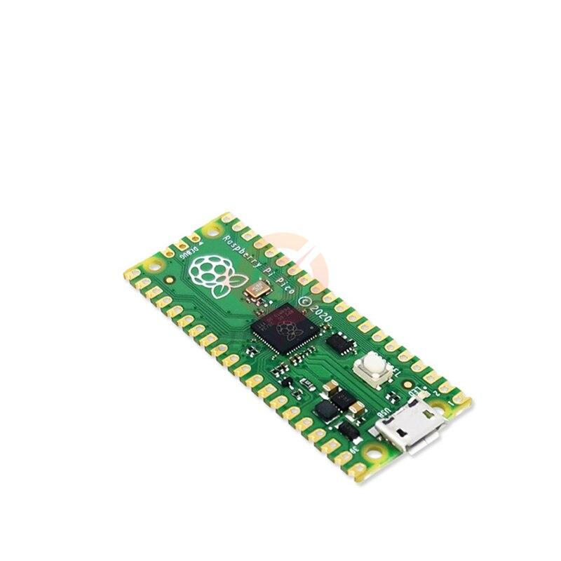 Raspberry Pi Pico Development Board A Low-Cost High-Performance Microcontroller Board RP2040 Cortex-M0+ Dual-Core ARM Processor